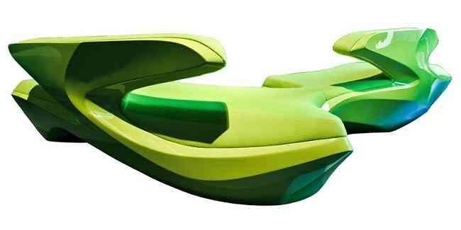 Tham Khảo: Top 15 Những Bộ Sofa Đắt Nhất Thế Giới - Zephyr - Zaha Hadid