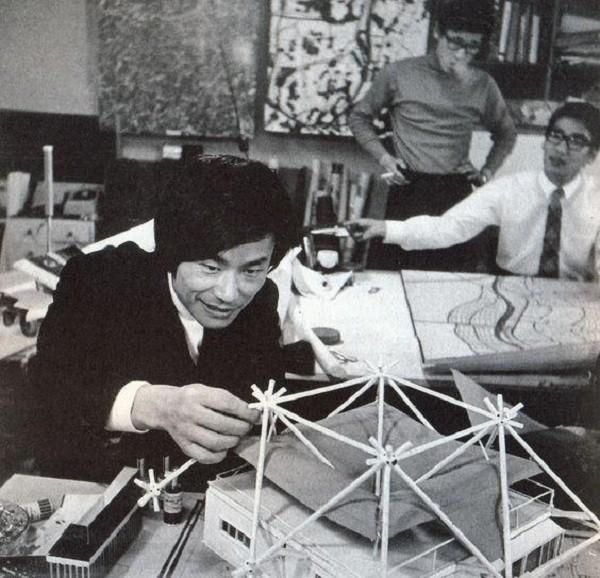 Kiến Trúc Cộng Sinh Kisho Kurokawa