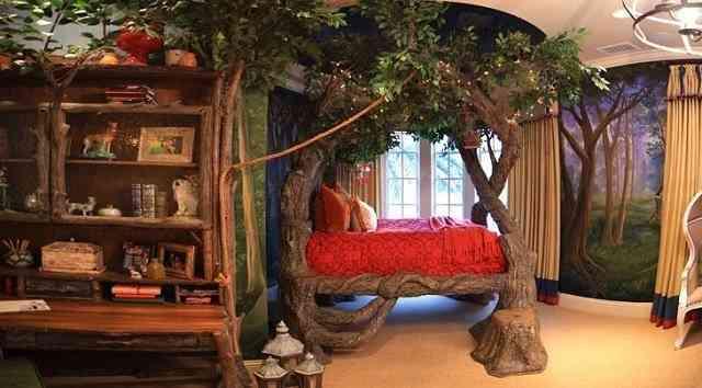 Cùng ngắm những mẫu phòng ngủ trẻ em đẹp nhất thế giới (1)
