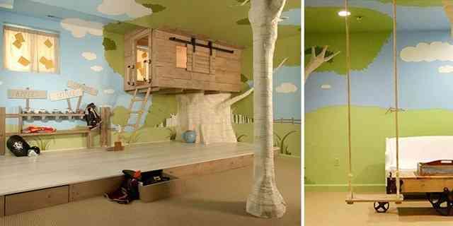 Cùng ngắm những mẫu phòng ngủ trẻ em đẹp nhất thế giới (4)