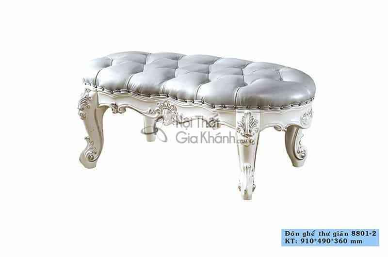 Đôn sofa đẹp và sang trọng DS8801H