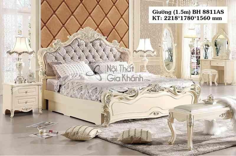 Giường ngủ thông minh - Nội thất Gia Khánh