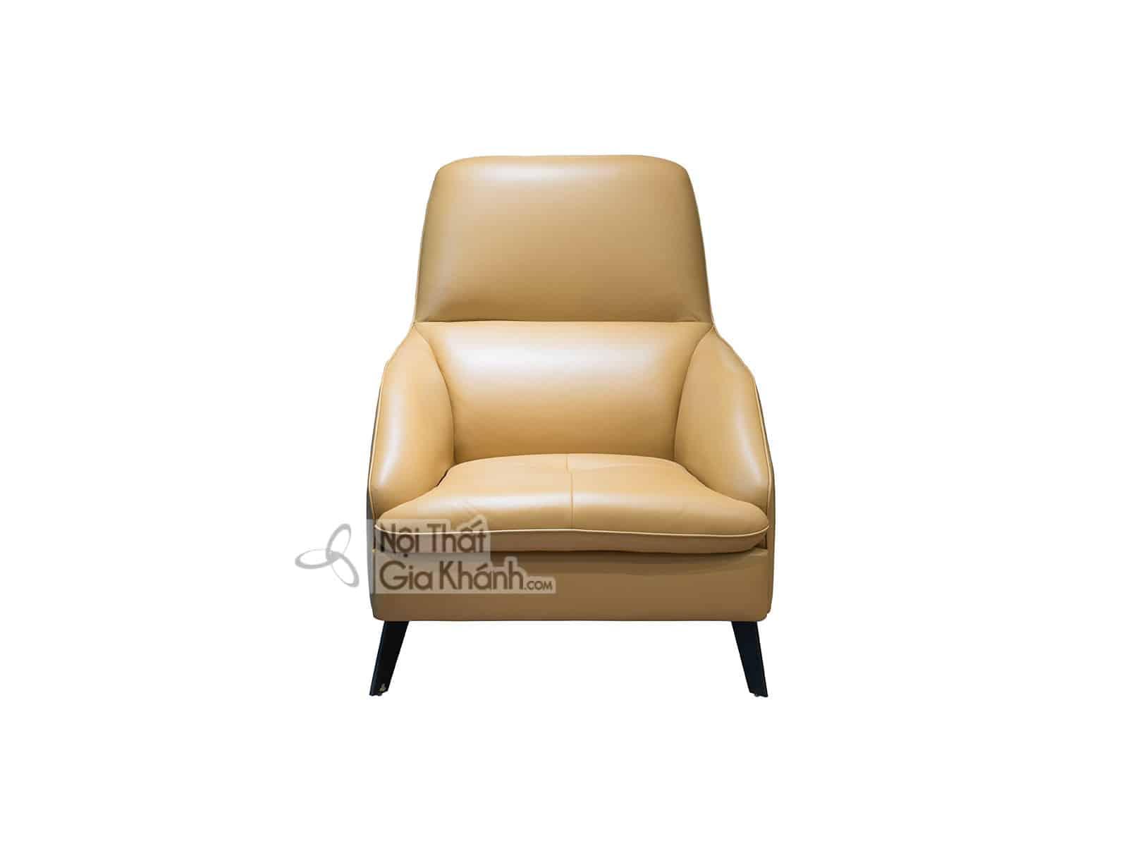 Ghế sofa thư giãn bọc da GT1809