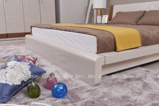 Giường Ngủ Gỗ Hiện Đại Nhập Khẩu Gi3305V-18