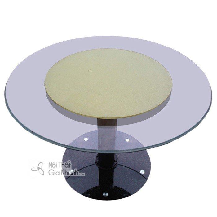 Mâm xoay bàn ăn - Phụ kiện bàn ăn thông minh