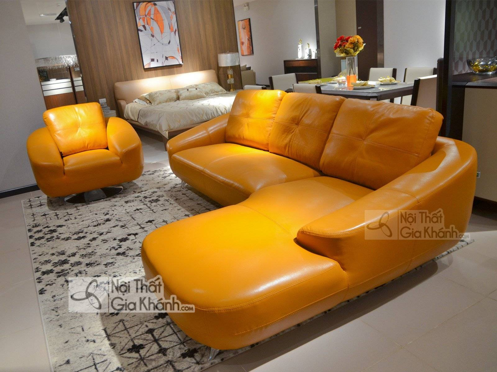 Ghế sofa nhập khẩu 3341SF