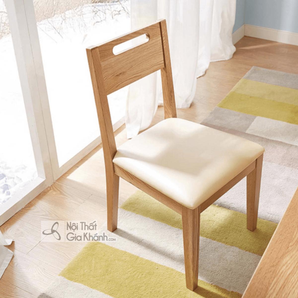 Ghế ăn gỗ tần bì