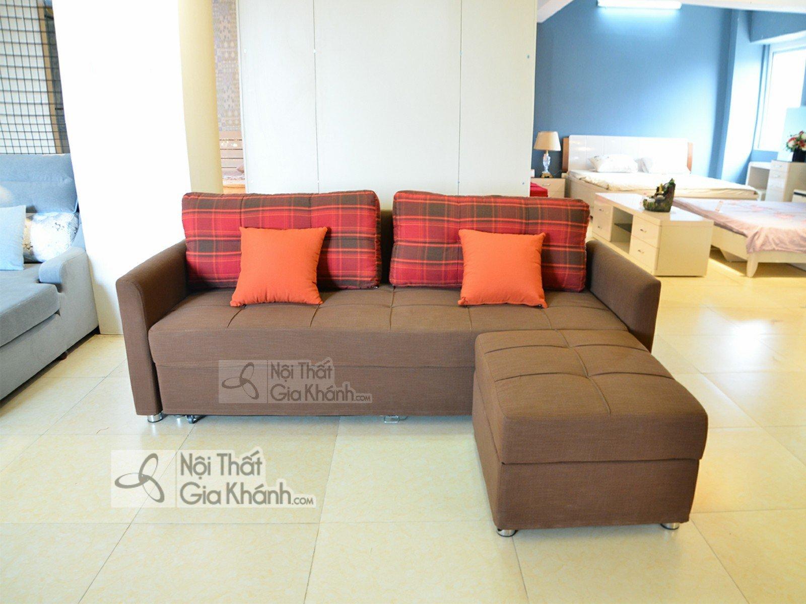 Mẫu ghế sofa kết hợp giường ngủ đa năng SF119B-29