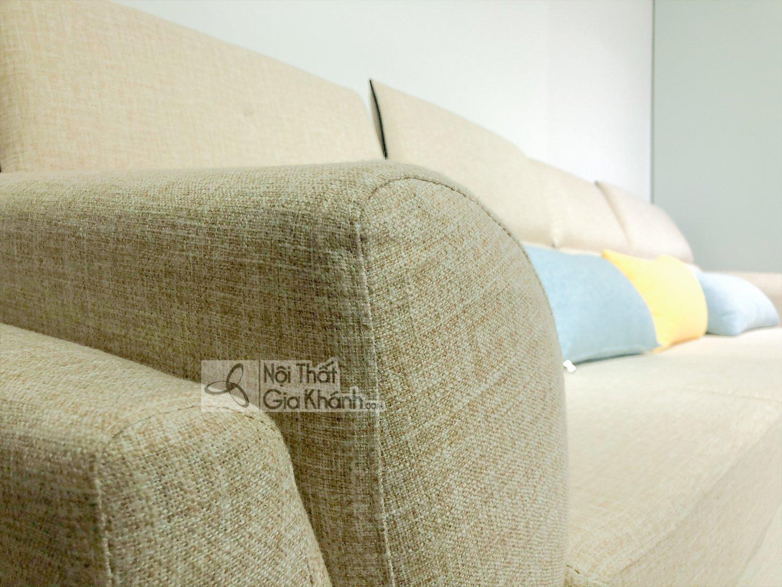 sofa chu l hien dai nhap khau cao cap ma 9001sf3gp 4 - Sofa vải nỉ cao cấp nhập khẩu 2 băng ST9001-2