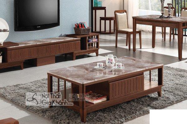 Bàn trà phòng khách hiện đại HC5810-3