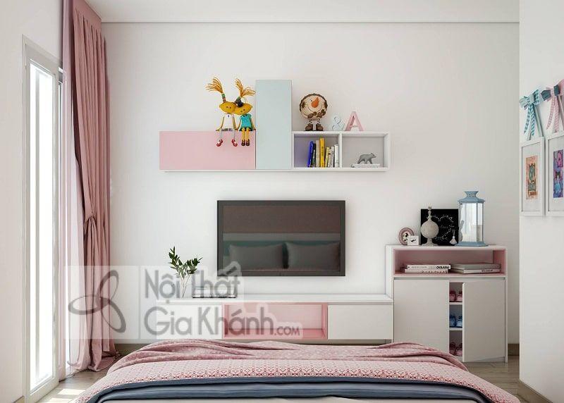 Bạn có tin kệ tivi phòng ngủ có thể hóa giải được yếu tố phong thủy?
