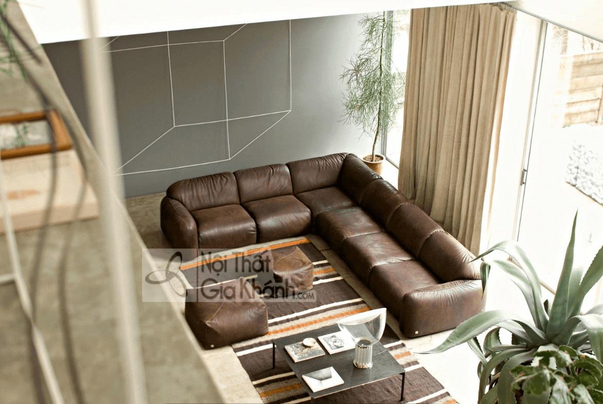 Tông Màu Của Ghế Sofa Giống Với Thảm