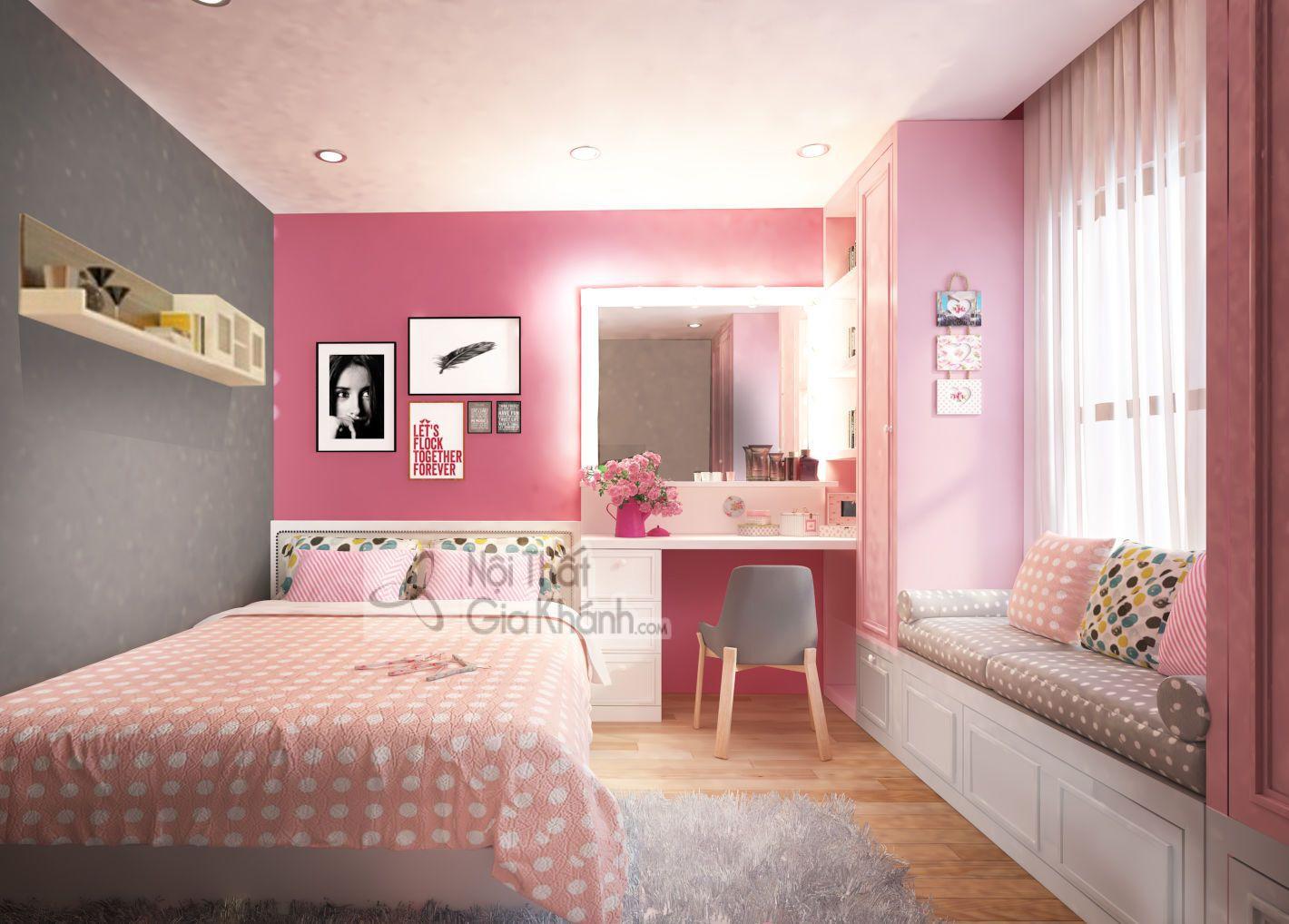 Mẫu Phòng Ngủ Đẹp Cho Vợ Chồng Yêu Thích Sự Tinh Tế
