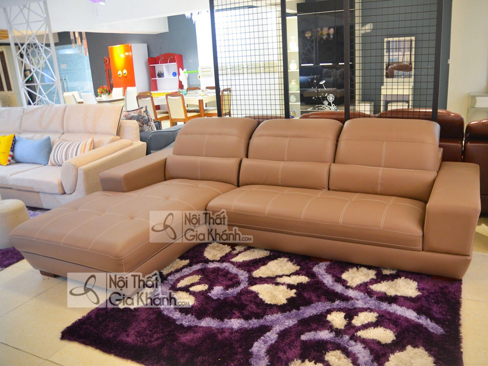 Sofa da thật Hà Nội