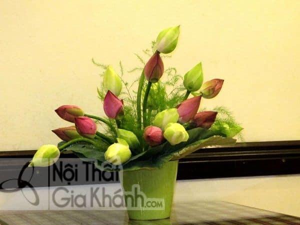 10 mẫu hoa để bàn phòng khách là Hot trend 2019 - 10 mau hoa de ban phong khach la hot trend 2019 6
