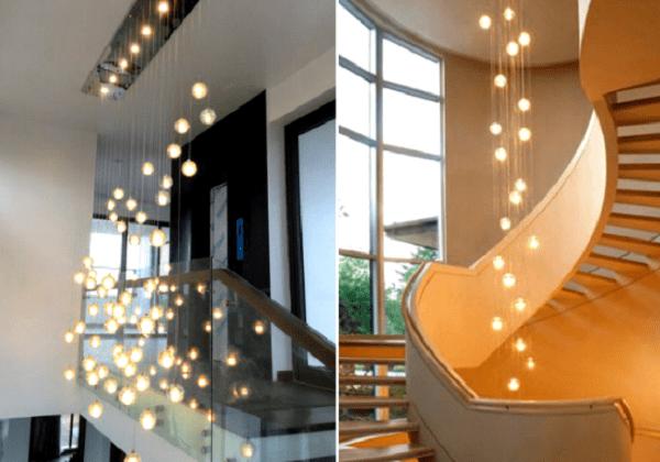 Top 100+ mẫu đèn trang trí cầu thang cho bạn thoả sức lựa chọn
