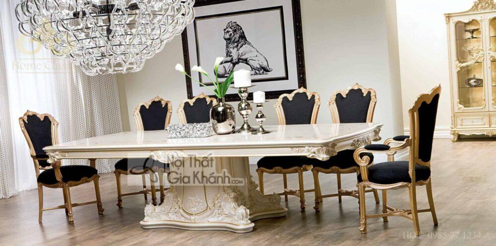 Top mẫu bộ bàn ăn 10 ghế đẹp vạn người mê