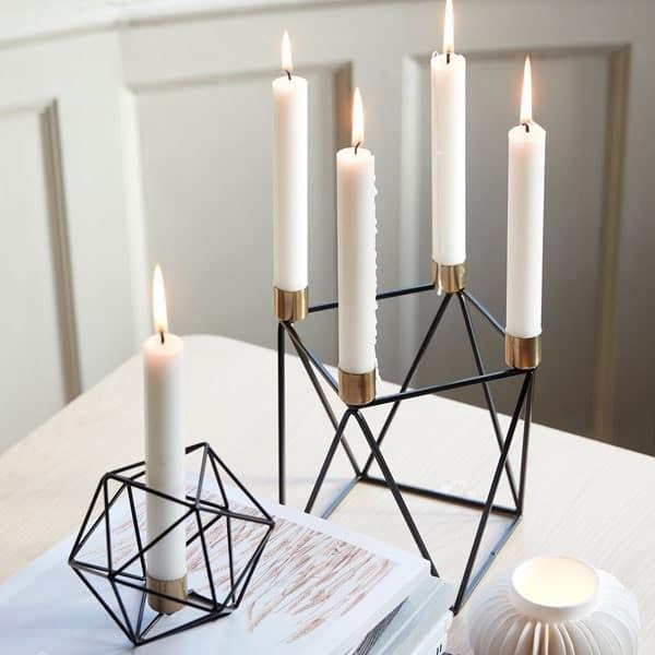 """10 mẫu đèn nến trang trí có khả năng """"hút hồn' từ cái nhìn đầu tiên - 10 mau den nen trang tri co kha nang hut hon tu cai nhin dau tien"""