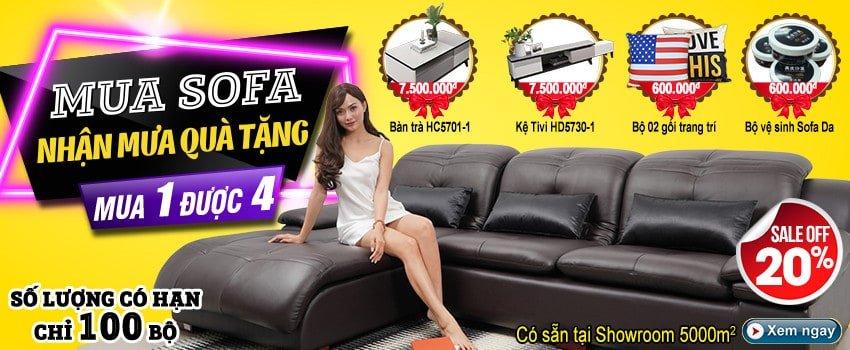 ĐÓN THU SANG - NHẬN QUÀ RỘN RÀNG - banner khuyen mai sofa da ngay 05 09 2019 pc