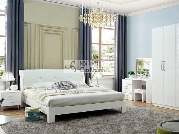 Combo bộ giường tủ bàn trang điểm