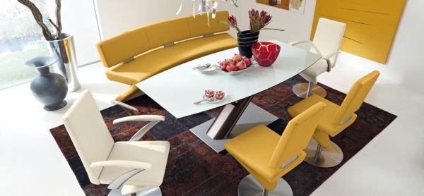 Mẫu bàn ghế đẹp phòng bếp và bàn ghế phòng ăn mới nhất 2019 - mau ban ghe dep phong bep va ban ghe phong an moi nhat 2019 11