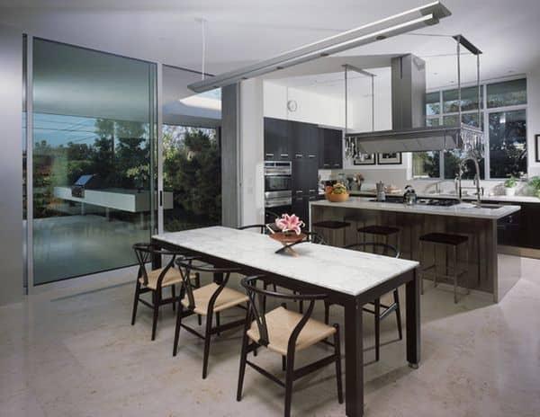 Mẫu bàn ghế đẹp phòng bếp và bàn ghế phòng ăn mới nhất 2019 - mau ban ghe dep phong bep va ban ghe phong an moi nhat 2019 22