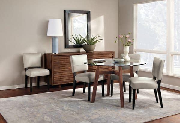 Mẫu bàn ghế đẹp phòng bếp và bàn ghế phòng ăn mới nhất 2019 - mau ban ghe dep phong bep va ban ghe phong an moi nhat 2019 26