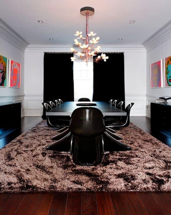 Mẫu bàn ghế đẹp phòng bếp và bàn ghế phòng ăn mới nhất 2019 - mau ban ghe dep phong bep va ban ghe phong an moi nhat 2019 30