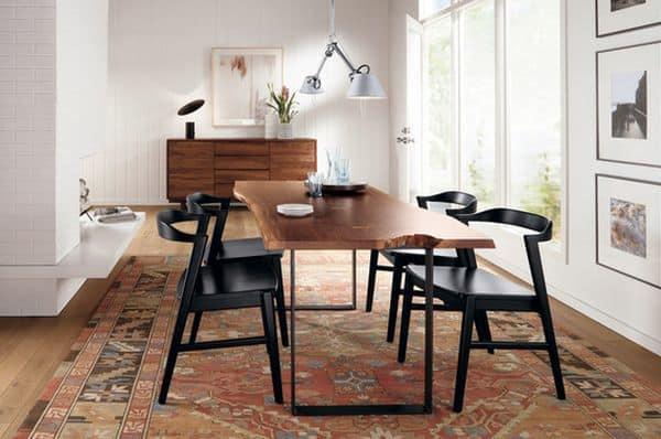 Mẫu bàn ghế đẹp phòng bếp và bàn ghế phòng ăn mới nhất 2019 - mau ban ghe dep phong bep va ban ghe phong an moi nhat 2019 40