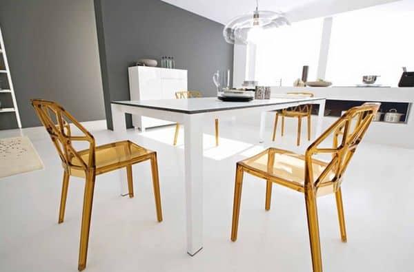Mẫu bàn ghế đẹp phòng bếp và bàn ghế phòng ăn mới nhất 2019 - mau ban ghe dep phong bep va ban ghe phong an moi nhat 2019 5
