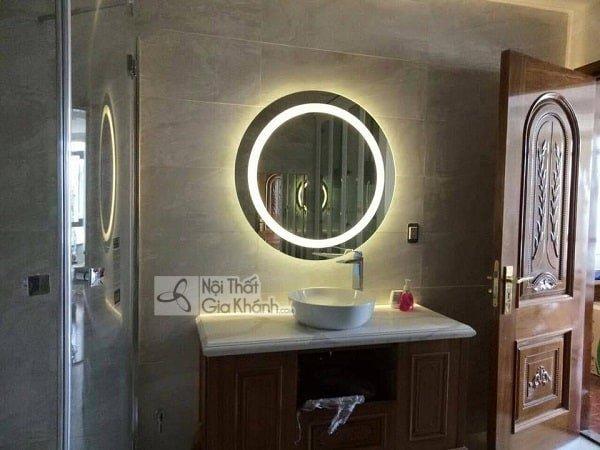 Mẫu đèn trang trí nhà tắm, nhà vệ sinh đơn giản mà không hề đơn điệu - mau den trang tri nha tam nha ve sinh don gian ma khong he don dieu 1