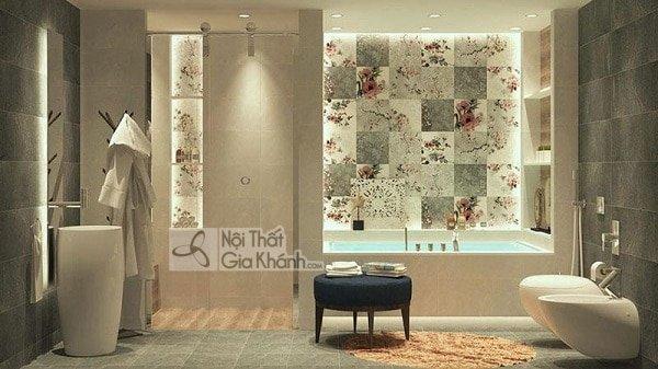 Mẫu đèn trang trí nhà tắm, nhà vệ sinh đơn giản mà không hề đơn điệu - mau den trang tri nha tam nha ve sinh don gian ma khong he don dieu 2