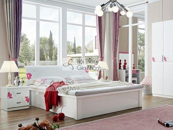 Mẫu giường ngủ đôi đẹp và lãng mạn nhất thế giới - mau giuong ngu doi dep va lang man nhat the gioi 1