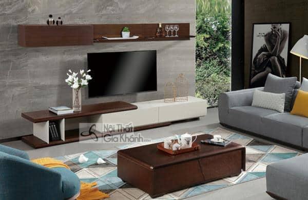 Lựa chọn và bài trí kệ tivi phòng ngủ thế nào cho hợp phong thủy - mua ban sofa phong khach don gian tuong de ma kho. Xem ngay kinh nghiệm