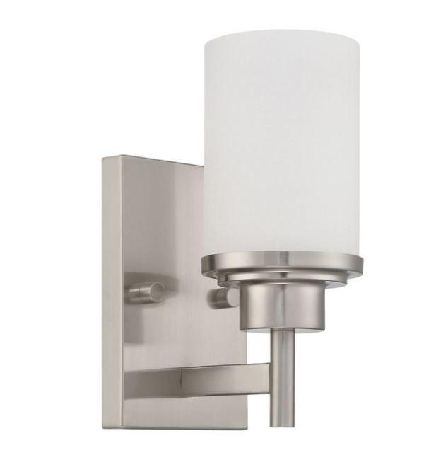 Thiết kế đèn trang trí đâu cột đơn giản
