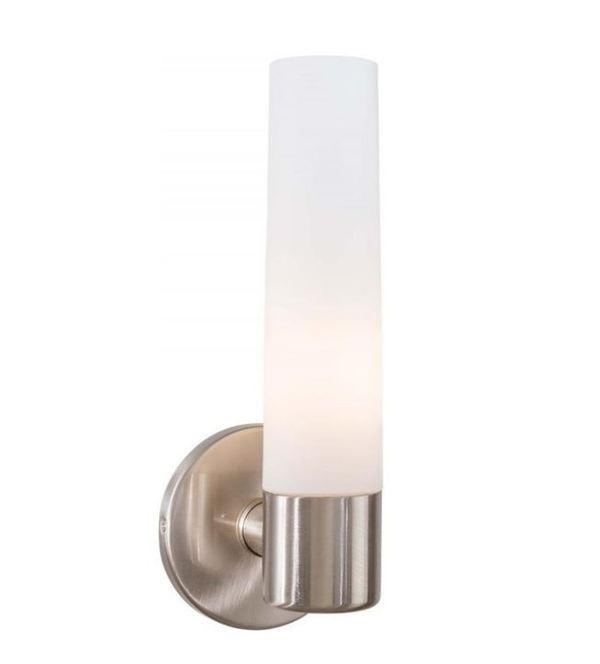 Đèn trang trí cột sảnh hiện đại thiết kế đơn giản