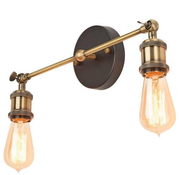 Mẫu đèn cột 2 bóng ấn tượng