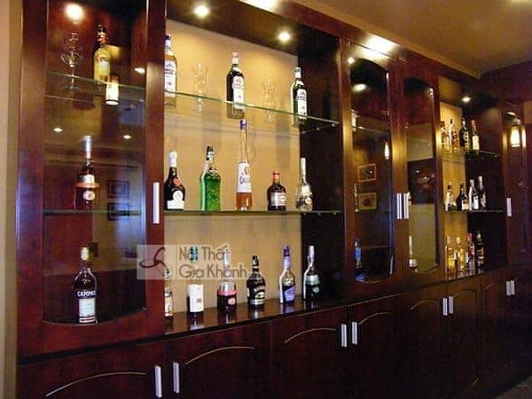 Đèn Trang Trí Tủ Rượu Downlight