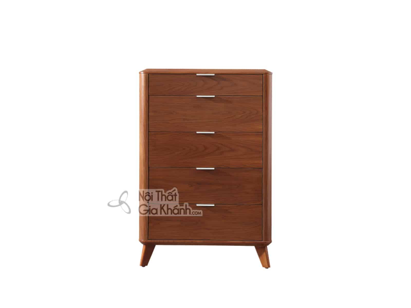 Tủ 5 ngăn kéo gỗ cao cấp TK1801-5