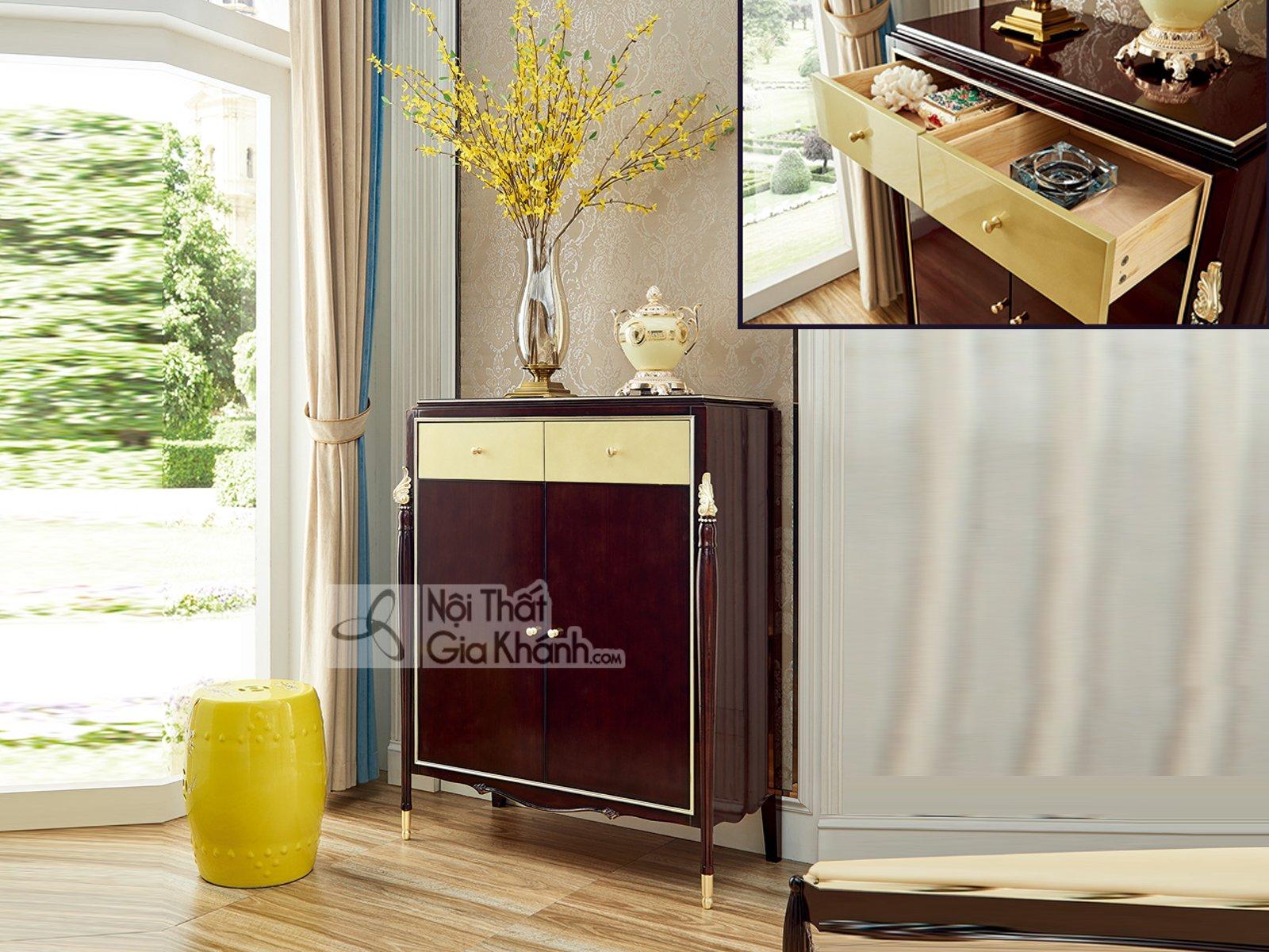 Bộ nội thất phòng khách sang trọng và cao cấp PK307