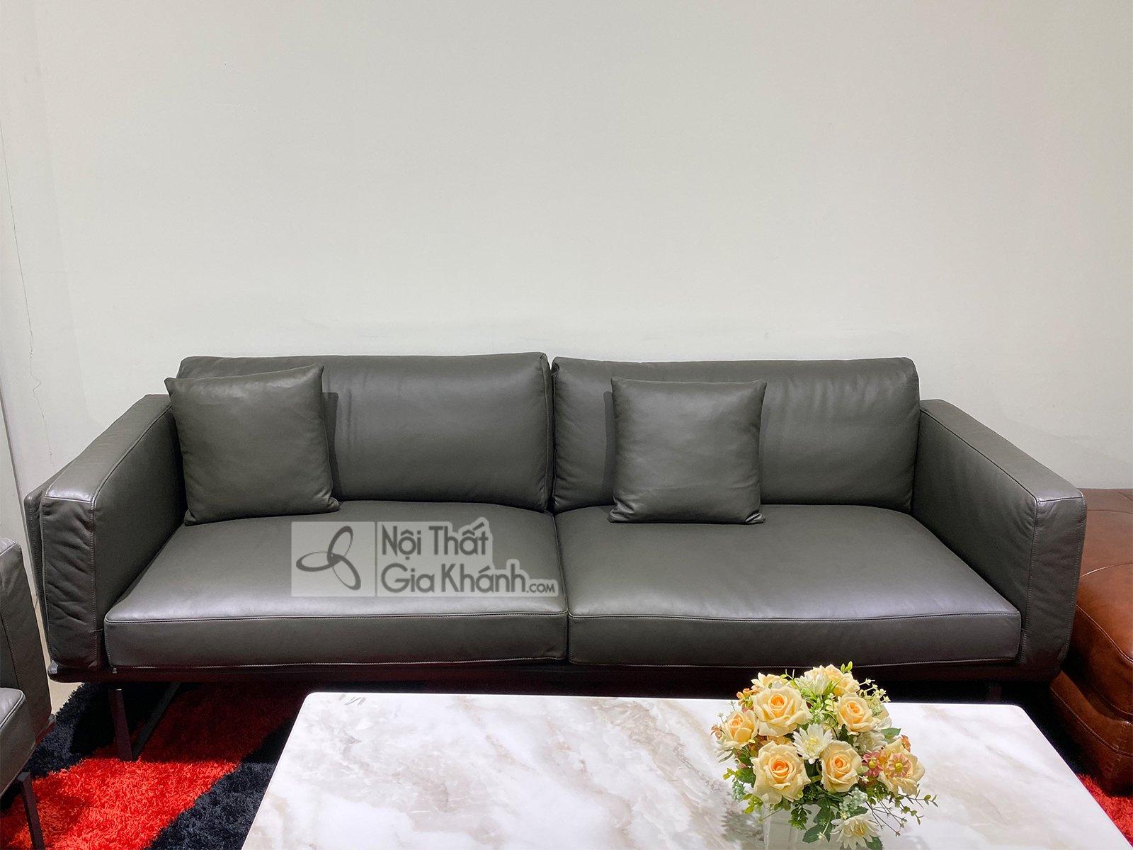 bo sofa da hien dai nhap khau mbk0064sf 2 - SOFA DA NHẬP KHẨU PHONG CÁCH Ý BĂNG 3 MBK0064X-3