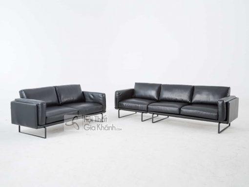Bộ Sofa Da Hiện Đại Nhập Khẩu Sb0064T-123