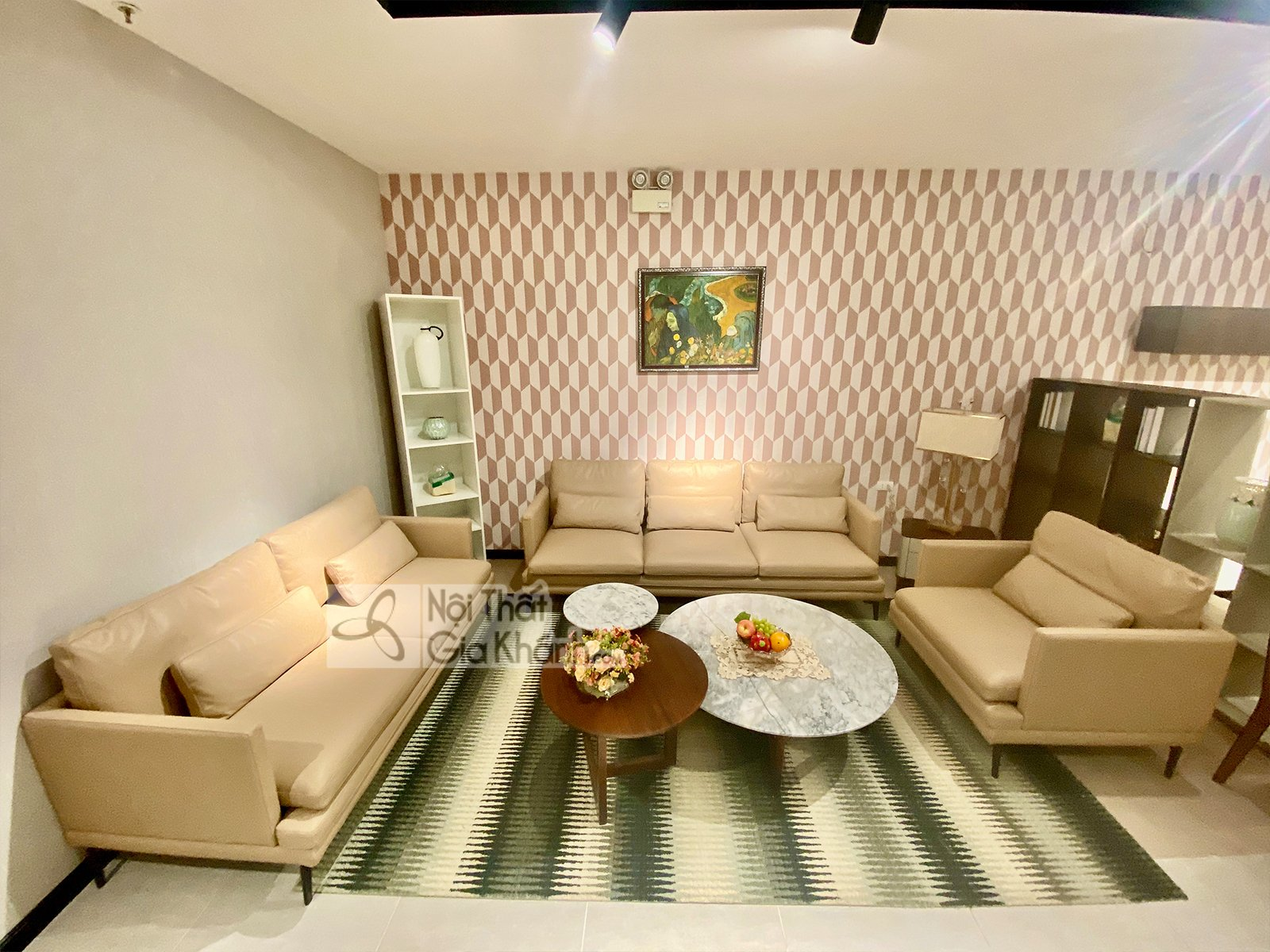 Sofa Phòng Khách Nhập Khẩu Cao Cấp Sb86029T-123