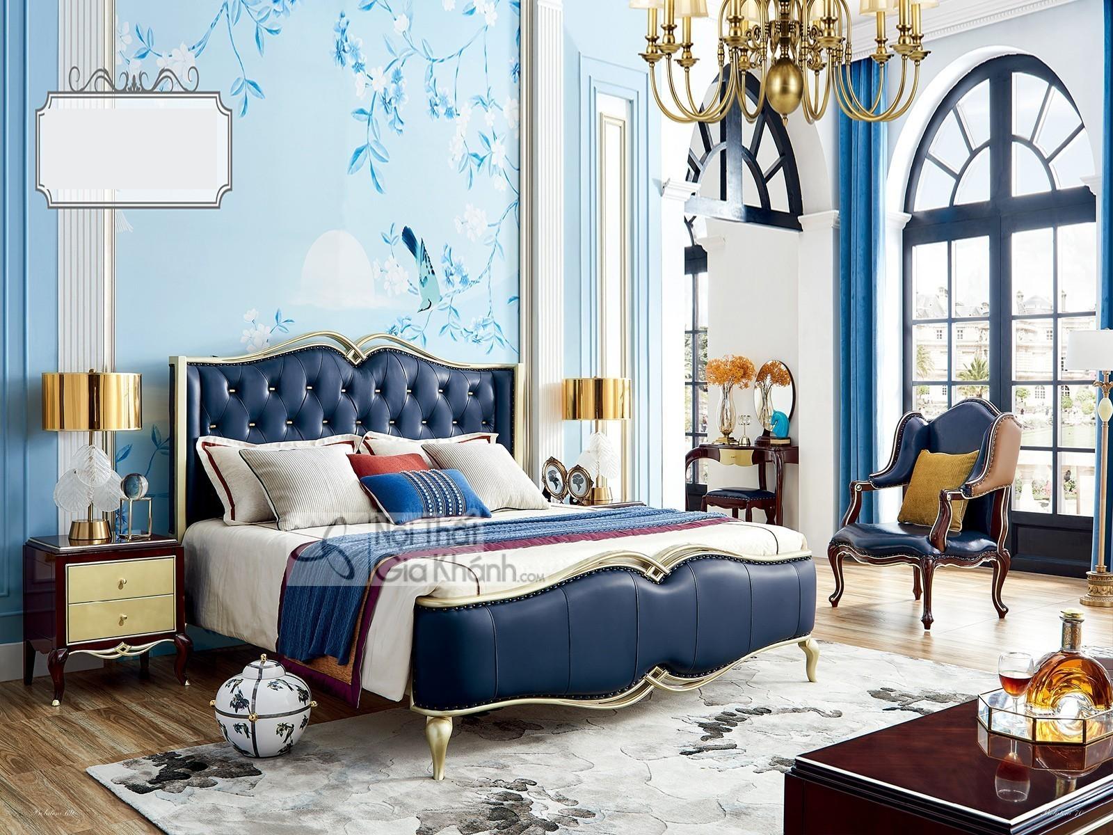 Tủ đầu giường sang trọng nhập khẩu TA303