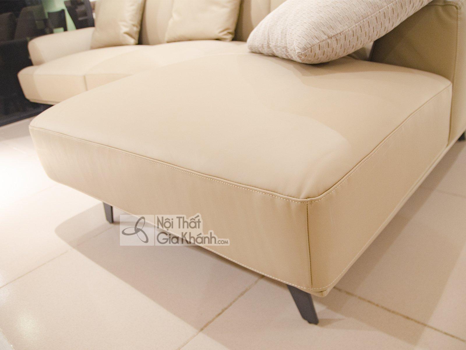 sofa da phong cach hien dai mbk 8037sf 3 - Sofa da chữ L nhập khẩu phong cách Ý ST8037T50-2