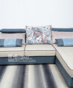 Sofa 2 Băng Góc Trái Chống Thấm Phòng Khách Mr820At-Sf
