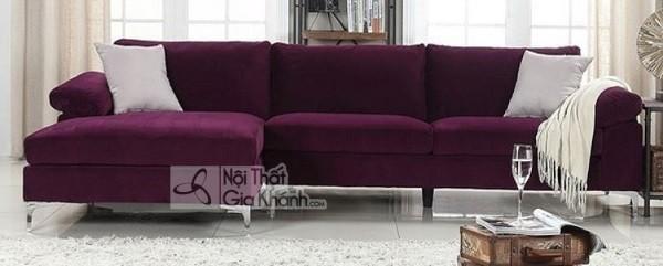 Sofa Góc Nhỏ Gọn