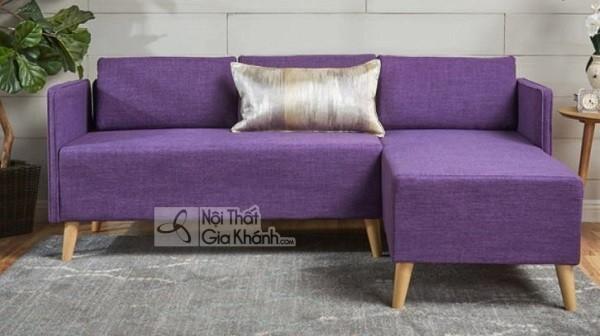 Sofa Màu Tín Mini Nhỏ Gọn