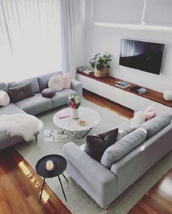Sofa Mini Nhỏ Gọn Vải Đẹp