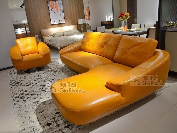 Sofa Góc Nhỏ Mini